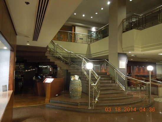 InterContinental Wellington: Lobby