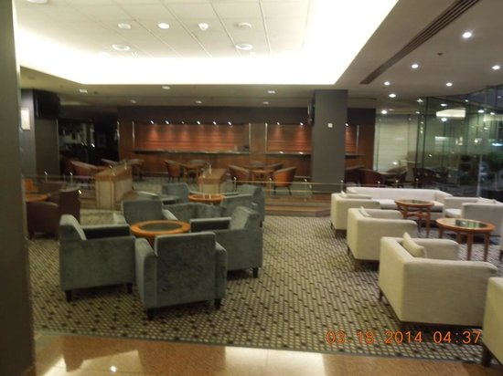 InterContinental Wellington : Lounge
