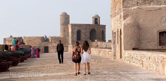 Murallas de Esauira: Paseando por las murallas