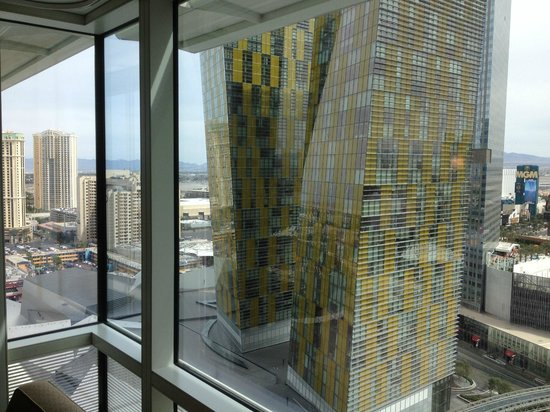 ARIA Resort & Casino : Impressive View!