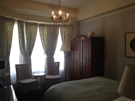 Golden Gate Hotel: Room 202