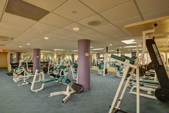 Southbridge Hotel And Conference Center : Exercise Room