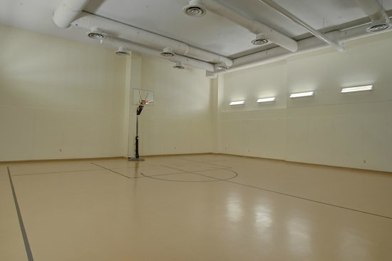 Southbridge Hotel And Conference Center : Basketball Court
