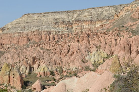 Rose Valley: Вид на Розовую долину
