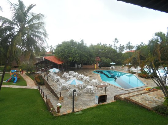 Salinas do Maragogi All Inclusive Resort: Vista do quarto