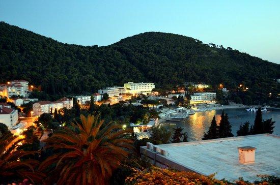 Villa Boro : Вечер