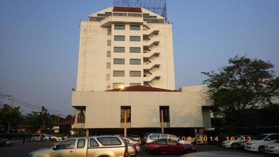 Louis Tavern Hotel: Отель