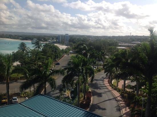 Hilton Barbados Resort: Sea view
