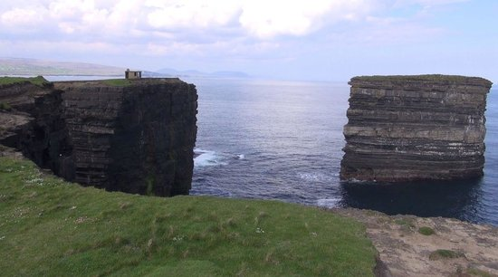Ballycastle, Irlanti: downpatrick head