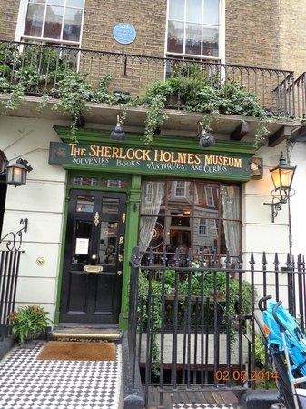 Sherlock Holmes Museum: Museum