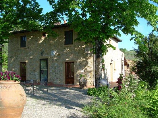 Agriturismo Il Castagnolino: Haupthaus