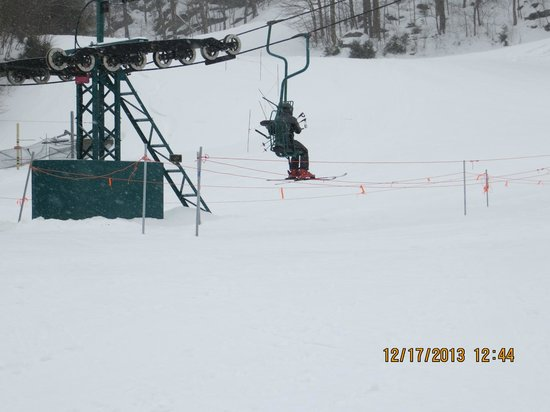 Single Chair, Mad River Glen