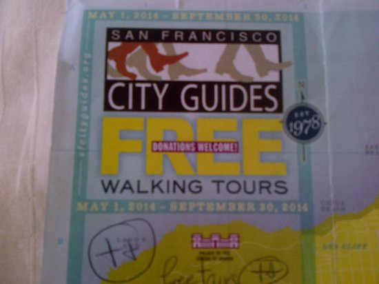 San Francisco City Guides : Logo
