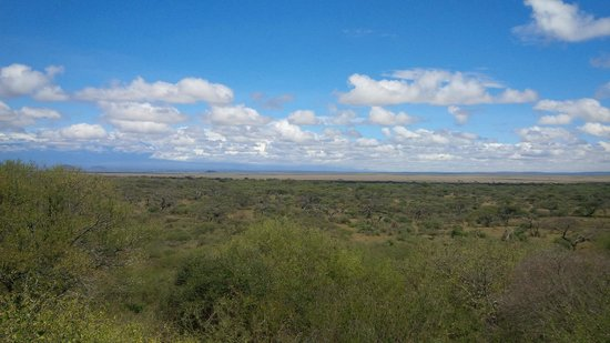 Great Plains Conservation ol Donyo Lodge: view from room