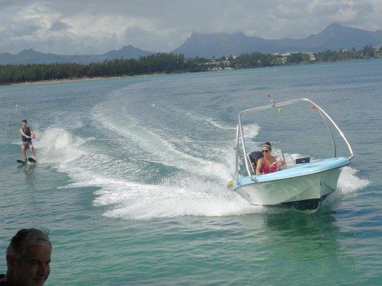 Club Med La Pointe aux Canonniers : 3 bateaux pour le ski