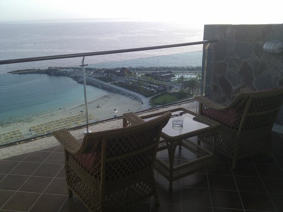 Gloria Palace Amadores Thalasso & Hotel : foto de la terraza 2