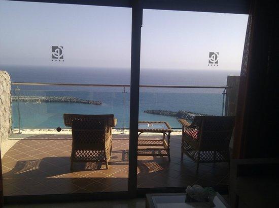 Gloria Palace Amadores Thalasso & Hotel : foto de la terraza