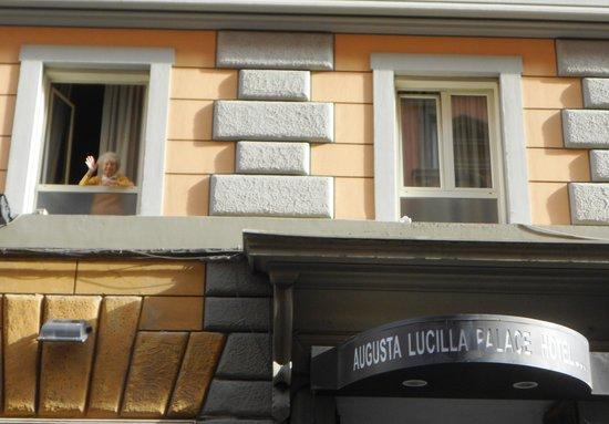 Augusta Lucilla Palace: Buon Giorno