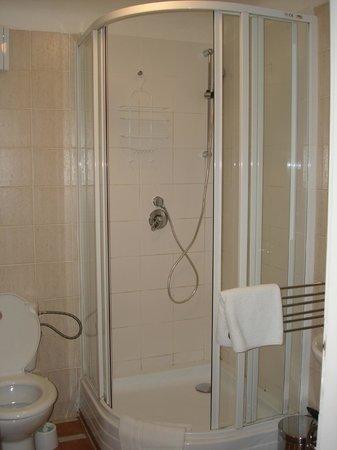 Archibald At the Charles Bridge: Bathroom