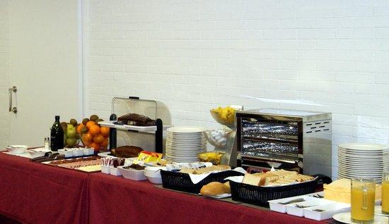 El Retiro de Cardea: Desayuno buffet