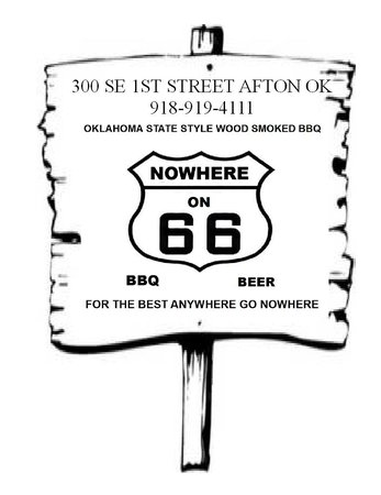 Nowhere on Route 66: info