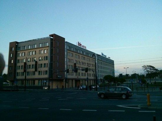 Ibis Budget Krakow Stare Miasto: Hotellet