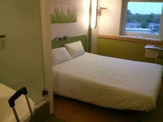 Ibis Budget Krakow Stare Miasto: Bekväm säng