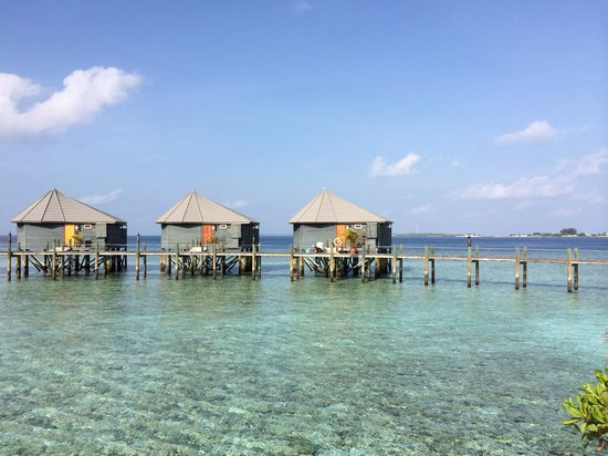 Komandoo Maldives Island Resort: Dreamlike vacation