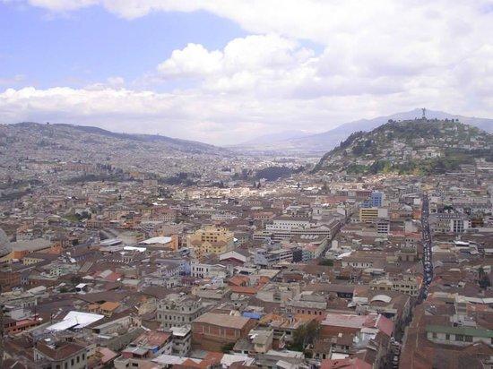 Basílica del Voto Nacional: View from the Basilica