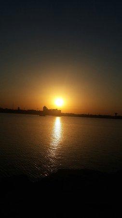 Corniche: Sunset