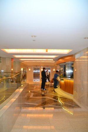 San Carlos Hotel: Hall de entrada