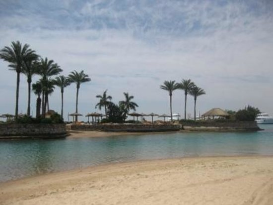Hurghada Marriott Beach Resort : Остров