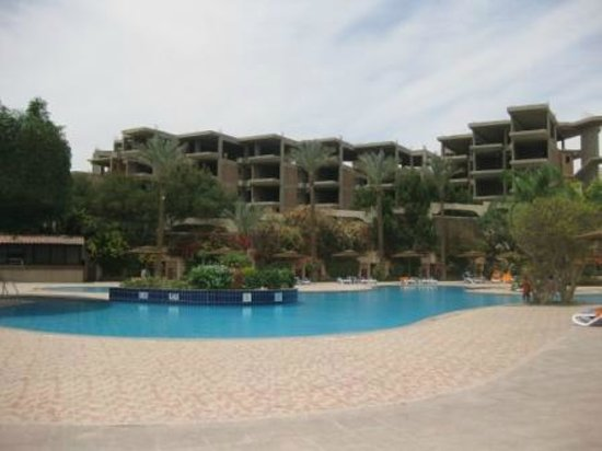 Hurghada Marriott Beach Resort : Бассейн