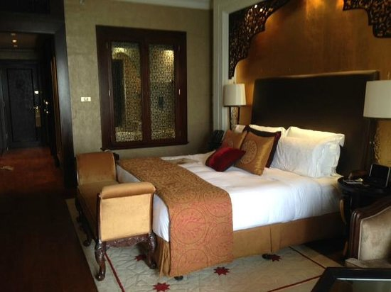 Jumeirah Zabeel Saray: Comfy Suites