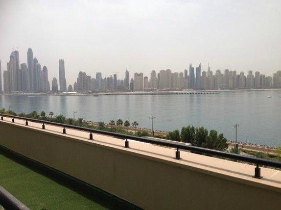 Jumeirah Zabeel Saray: Nice view