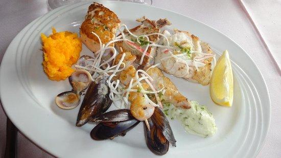 Restaurant Moli de Vent: 10/05/2014