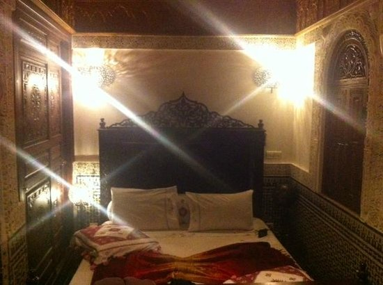 Riad Rcif : Double Deluxe Room