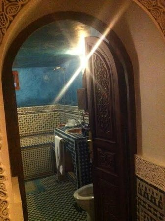 Riad Rcif : Bathroom