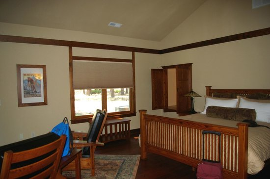 Five Pine Lodge & Spa: Bedroom