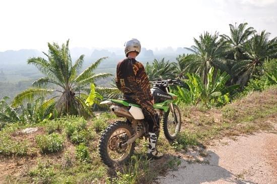 Thailand Off-Road Adventures : Plantage og jungle