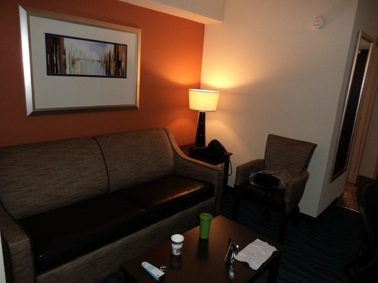 Best Western Plus Columbia North East : Very nicely laid out