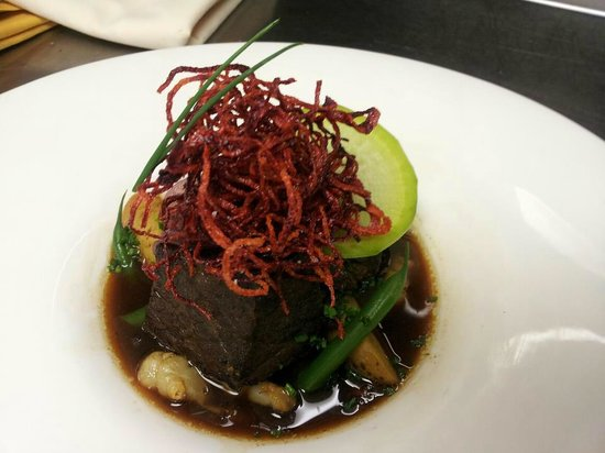Inn at Weathersfield: 72-hour short rib