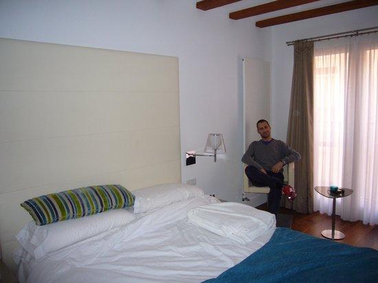 Hotel Calle Mayor : habitación.
