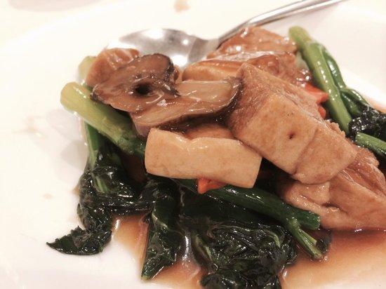 Ah Yat Seafood: 红烧豆腐
