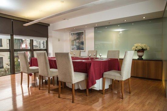 King David Flat Hotel: Sala Borges