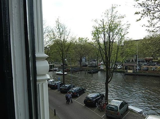 Boutique Hotel View: View of the canal