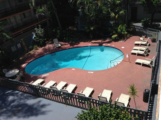 Beach Plaza Hotel: pool
