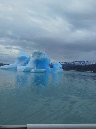 Estancia Cristina: Iceberg