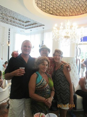 Whitelaw Hotel: Happy Hour