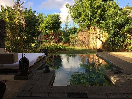 Maradiva Villas Resort and Spa : la villa